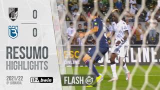 Liga Portugal bwin (5ªJ): Resumo Flash Vitória SC 0-0 Belenenses SAD