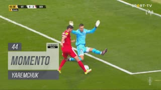 SL Benfica, Jogada, Yaremchuk aos 44'