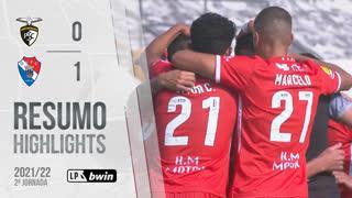 I Liga (2ªJ): Resumo Portimonense 0-1 Gil Vicente FC
