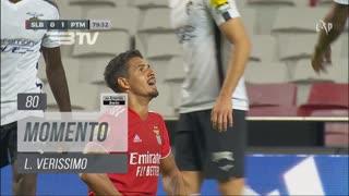 SL Benfica, Jogada, L. Verissimo aos 80'