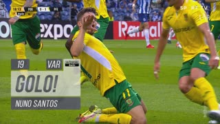 GOLO! FC P.Ferreira, Nuno Santos aos 19', FC Porto 0-1 FC P.Ferreira
