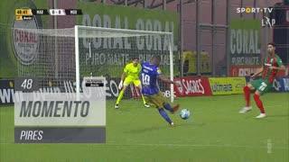 Moreirense FC, Jogada, Pires aos 48'