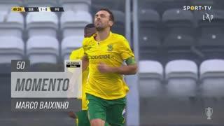 FC P.Ferreira, Jogada, Marco Baixinho aos 50'