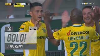 GOLO! FC P.Ferreira, Delgado aos 30', FC P.Ferreira 1-0 Estoril Praia