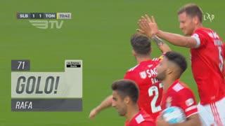 GOLO! SL Benfica, Rafa aos 71', SL Benfica 1-1 CD Tondela