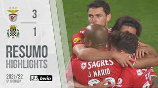 Liga Portugal bwin (6ªJ): Resumo SL Benfica 3-1 Boavista FC