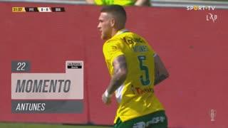 FC P.Ferreira, Jogada, Antunes aos 22'