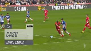 FC Porto, Caso, Mehdi Taremi aos 52'
