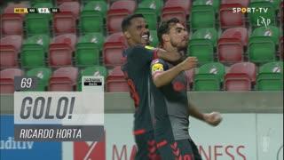GOLO! SC Braga, Ricardo Horta aos 69', Marítimo M. 0-2 SC Braga