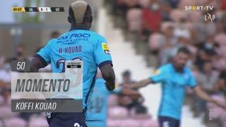 FC Vizela, Jogada, Koffi Kouao aos 50'