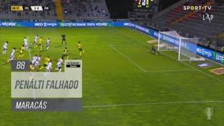 FC P.Ferreira, Jogada, Maracás aos 88'