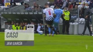 Boavista FC, Caso, Javi García aos 2'