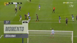 Moreirense FC, Jogada, Ibrahima aos 37'