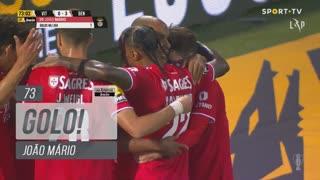 GOLO! SL Benfica, João Mário aos 73', Vitória SC 0-3 SL Benfica