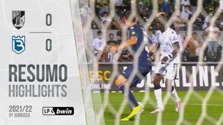Liga Portugal bwin (5ªJ): Resumo Vitória SC 0-0 Belenenses SAD