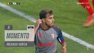 SC Braga, Jogada, Ricardo Horta aos 8'