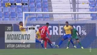 Gil Vicente FC, Jogada, Vítor Carvalho aos 20'