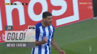 GOLO! FC Porto, Mehdi Taremi aos 34', FC Porto 2-0 FC Arouca