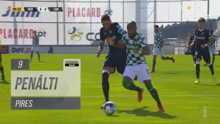 Moreirense FC, Penálti, Pires aos 9'