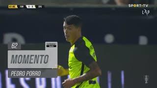 Sporting CP, Jogada, Pedro Porro aos 62'