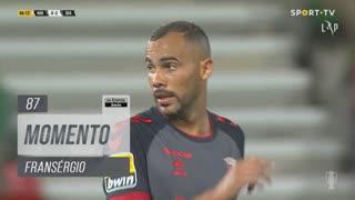 SC Braga, Jogada, Fransérgio aos 87'