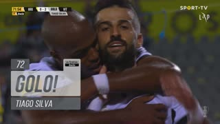 GOLO! Vitória SC, Tiago Silva aos 72', FC Arouca 0-2 Vitória SC