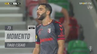 SC Braga, Jogada, Tiago Esgaio aos 73'