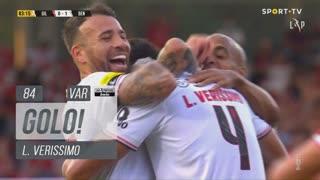 GOLO! SL Benfica, L. Verissimo aos 84', Gil Vicente FC 0-1 SL Benfica