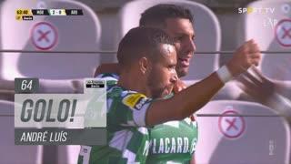GOLO! Moreirense FC, André Luís aos 64', Moreirense FC 2-0 FC Arouca