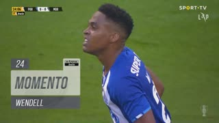 FC Porto, Jogada, Wendell aos 24'