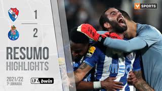 I Liga (7ªJ): Resumo Gil Vicente FC 1-2 FC Porto