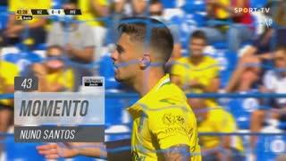 FC P.Ferreira, Jogada, Nuno Santos aos 43'