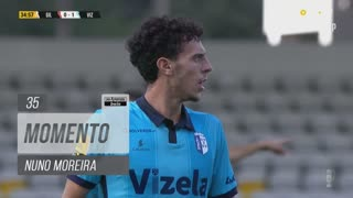 FC Vizela, Jogada, Nuno Moreira aos 35'