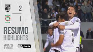 Liga Portugal bwin (9ªJ): Resumo Vitória SC 2-1 Marítimo M.