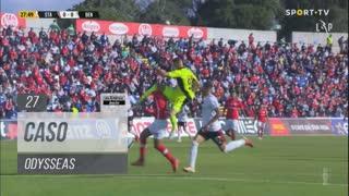 SL Benfica, Caso, Odysseas aos 27'