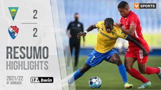 Liga Portugal bwin (8ªJ): Resumo Estoril Praia 2-2 Gil Vicente FC
