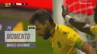 FC P.Ferreira, Jogada, Marco Baixinho aos 74'