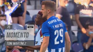 FC Porto, Jogada, Toni Martínez aos 76'