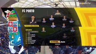 FC Porto - FC P.Ferreira: Confere aqui a constituição das equipas!