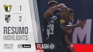 Liga Portugal bwin (8ªJ): Resumo Flash FC Famalicão 1-2 Vitória SC