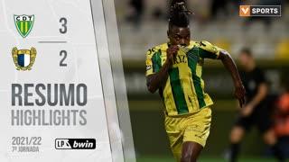 Liga Portugal bwin (7ªJ): Resumo CD Tondela 3-2 FC Famalicão