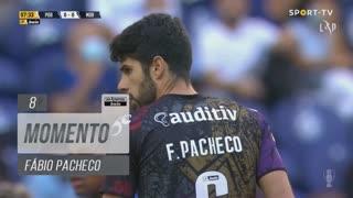 Moreirense FC, Jogada, Fábio Pacheco aos 8'