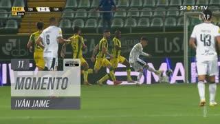 FC Famalicão, Jogada, Iván Jaime aos 11'