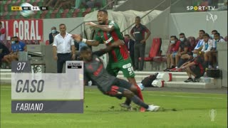 SC Braga, Caso, Fabiano aos 37'