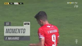 Gil Vicente FC, Jogada, F. Navarro aos 51'