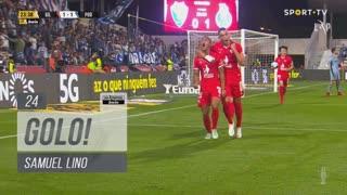 GOLO! Gil Vicente FC, Samuel Lino aos 24', Gil Vicente FC 1-1 FC Porto