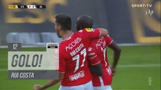 GOLO! Santa Clara, Rui Costa aos 12', Santa Clara 1-0 Gil Vicente FC