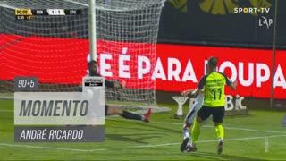 FC Famalicão, Jogada, André Ricardo aos 90'+5'