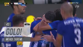 GOLO! FC Porto, Mehdi Taremi aos 43', CD Tondela 1-2 FC Porto