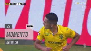 FC P.Ferreira, Jogada, Delgado aos 39'
